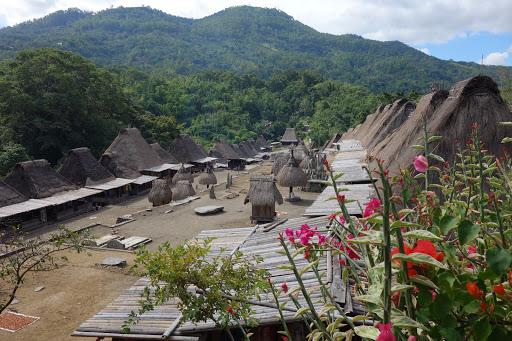 Indonesien 10 - Flores: Aller guten Dinge sind drei